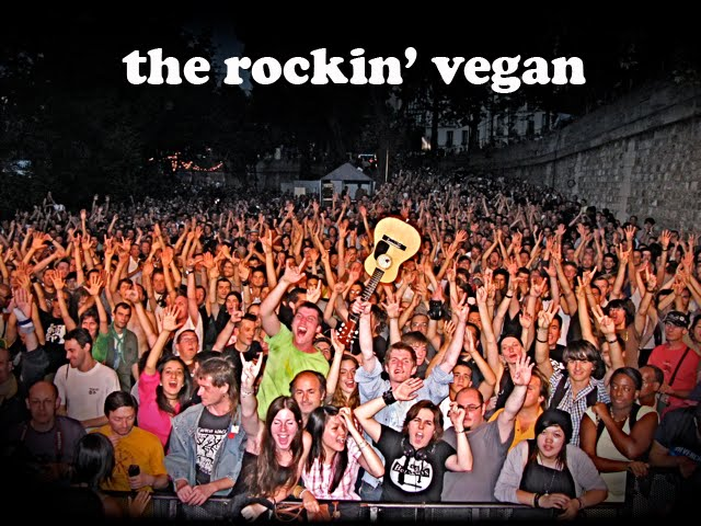 The Rockin&#39; Vegan