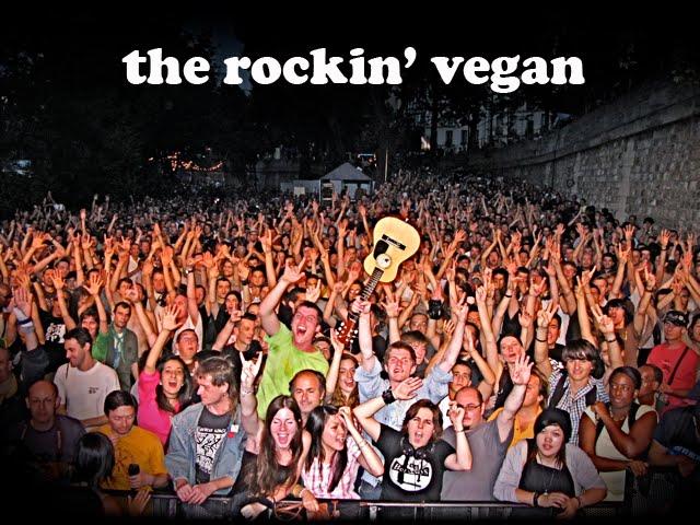 The Rockin' Vegan