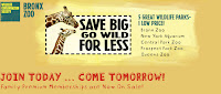 NYC Zoo Membership Coupon