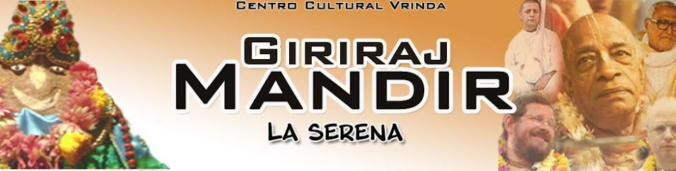 Centro cultural Vrinda Giriraj Mandir