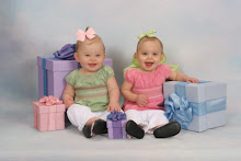 Cameryn Grace and Maddison turn ONE
