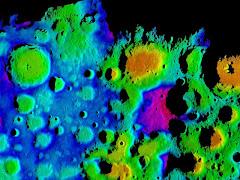 Arte visual do espaço(NASA)