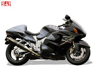 suzuki 2 10 Sepeda Motor Tercepat di Dunia