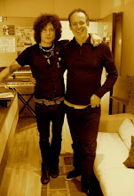 Enrique Bunbury & Phill Manzanera