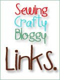 Sewing Crafty Bloggy Links