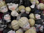 German Dollheads