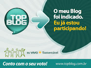 Indicação Prêmio TOP BLOG 2010