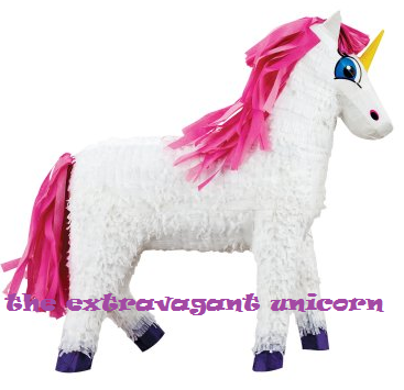 the extravagant unicorn
