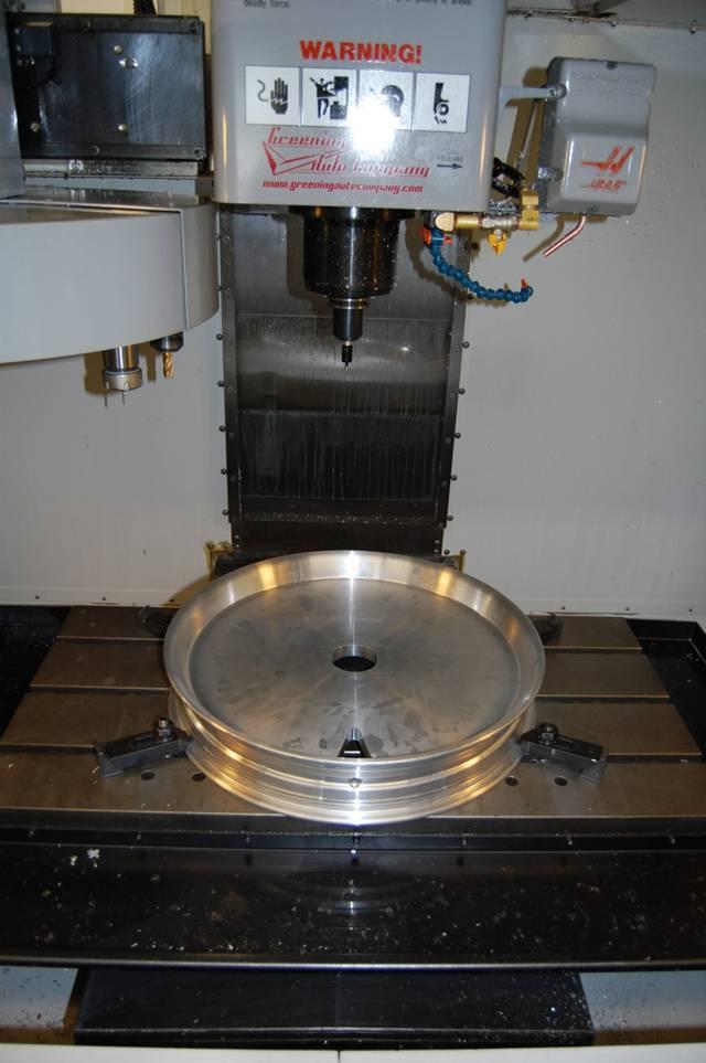 """750 four """"café fabrications"""" Wheel+a"""