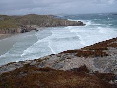 Ceannabeinne Bay