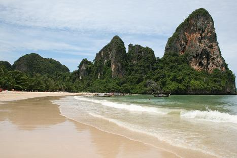 Beautiful Beaches in Thailand!