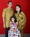 Keluarga Ir. Rusmin Latara