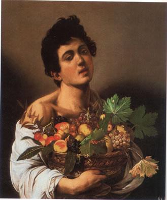 Caravaggio's Corner: Fruttaiolo