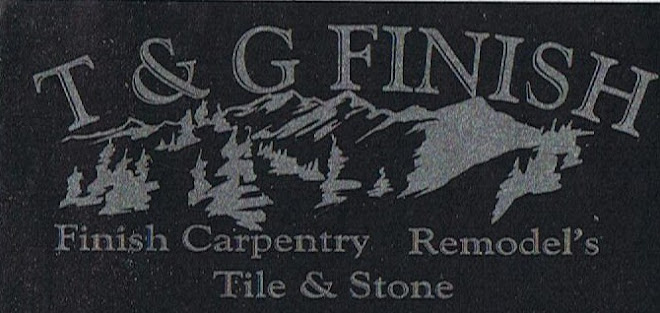 T&G Finish, Inc.