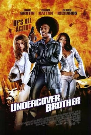 Undercover Brother Film