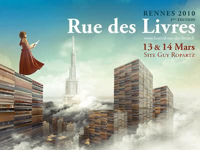 sylvain Deffaix_lisaa_rue des livres