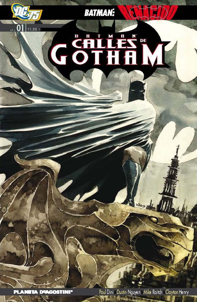 Calles de Gotham
