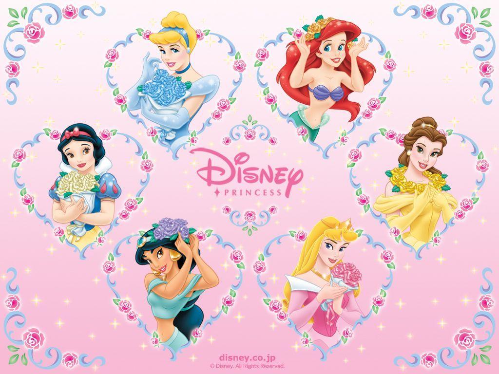 Juegos de princesas mas wallpapers de las princesas de disney - Princesse de walt disney ...