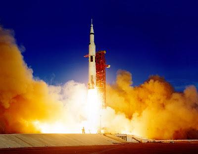 where did apollo 7 launch - photo #11