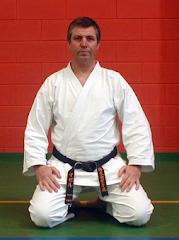 Sensei Marcelo Azevedo