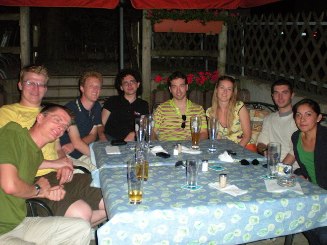 Last Evening together in Oberpfaffenhofen