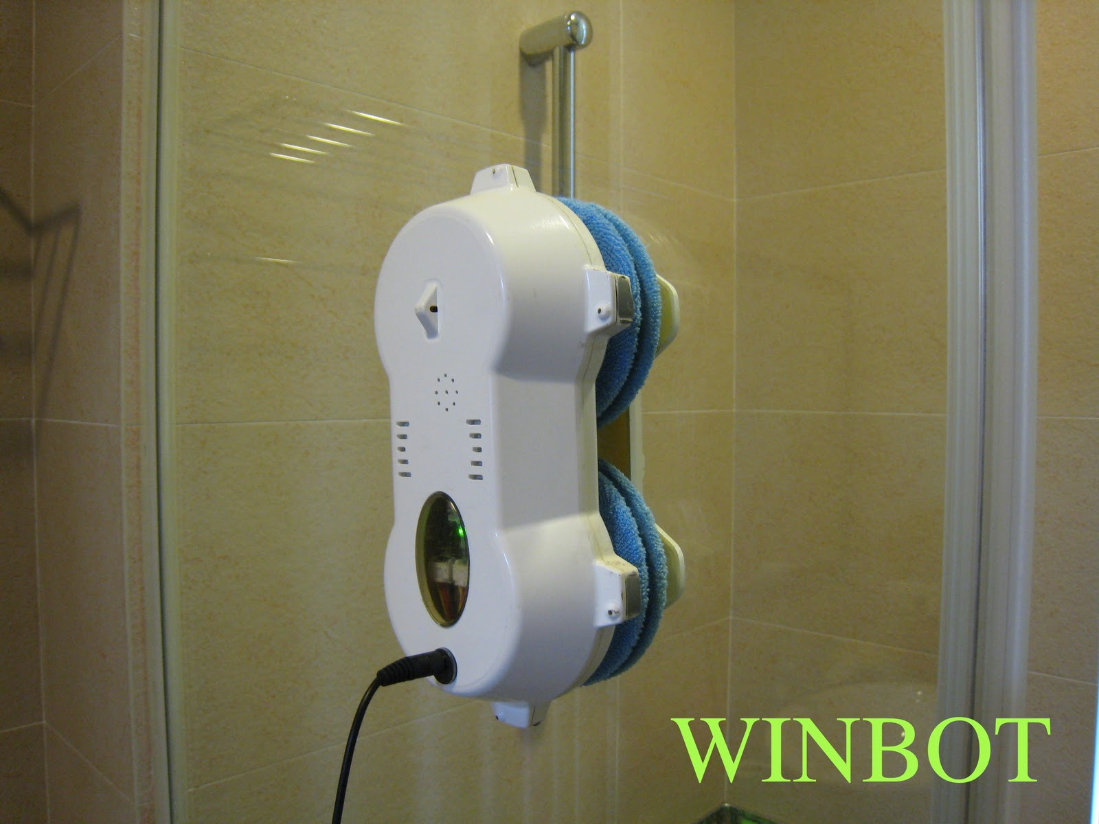winbot 68 automatic window glass double sided water cleaning robot kit ebay. Black Bedroom Furniture Sets. Home Design Ideas
