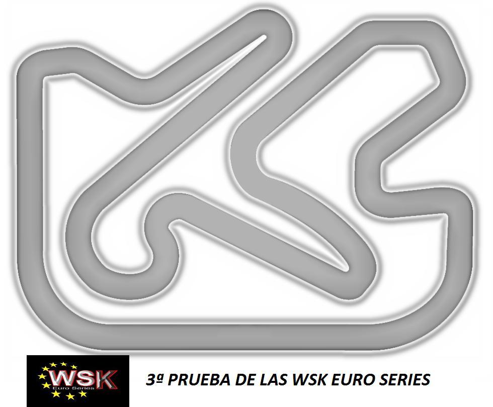 Circuito Zuera : M k karting las wsk euro series en zuera este fin de