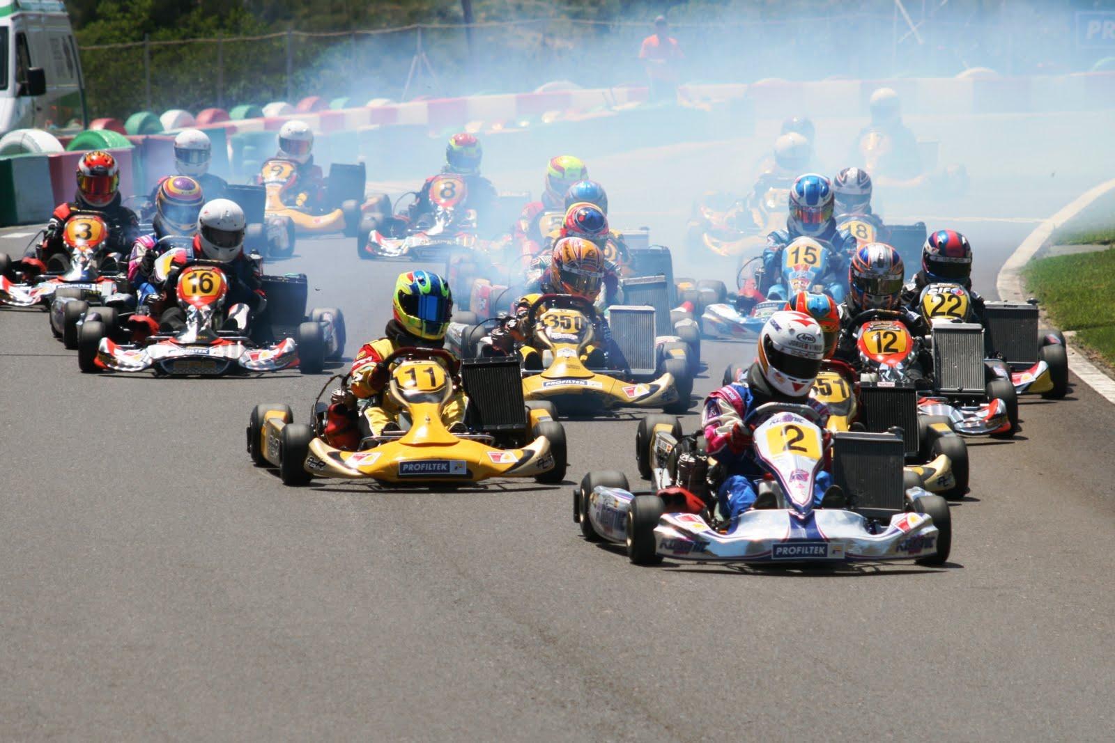 M&K - Karting: mayo 2010
