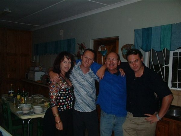 Elma,Pyppies en seuns Andre & Gerhard