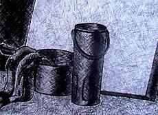 Lukisan terbaik ujian awal tahun 2009
