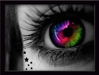 Ojo arcoiris