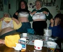 Las abuelas HOT entran todos los días a mi blog