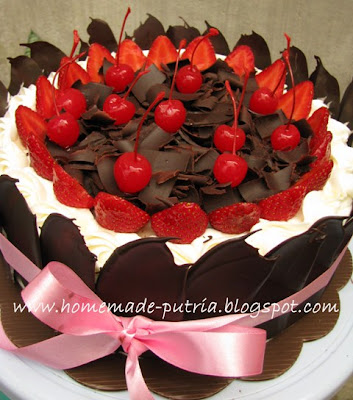 Jualan] Black Forest Special