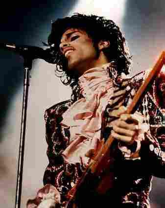 Prince: Raspberry Beret