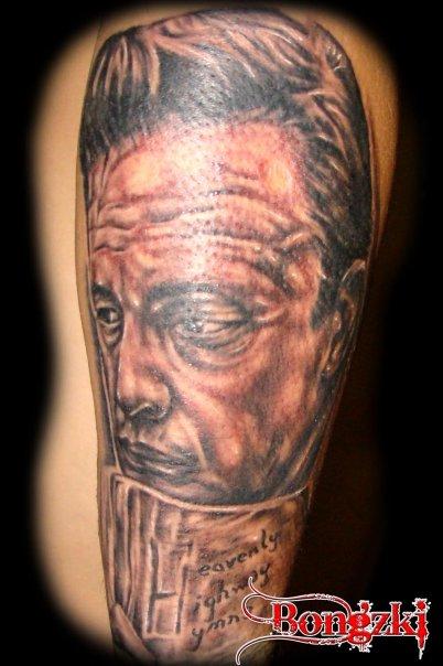 Black n 39 Grey Tattoo Portrait Black n 39 Grey Tattoo Portrait