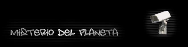 Misterio Del Planeta