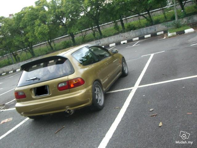 Honda Civic Eg6 Dolphin B18C Type R in Kedah for RM 35,000 Manual ...
