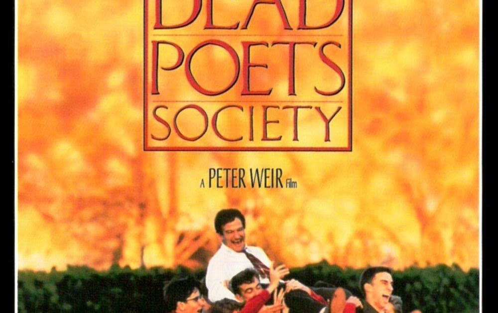 peter weirs film dead poets society essay Dead poets society research papers discuss the film, starring robin williams, about an english teacher at a conservative, aristocratic boarding school who inspires in.