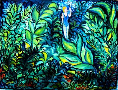 """The Fish Tank"" by Hazel Holland"