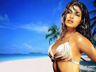 priyanka chopra bikini hot