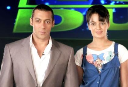 Is something cooking between Salman Khan and Kangana Ranaut?