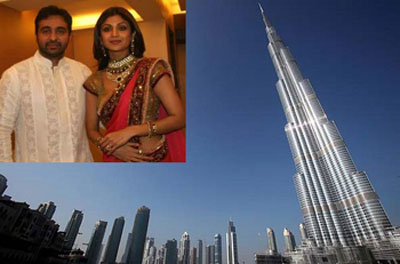 Gallery For > Shilpa Shetty House In Burj Khalifa