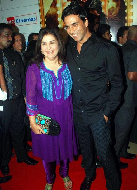 Tees Maar Khan Premiere Show Photos