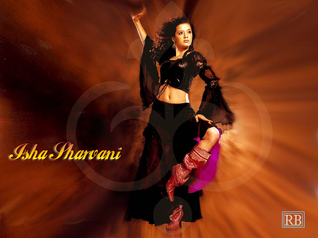Isha Sharvani Wallpapers - Pictures. Tags: Bollywood Actress, Isha Sharvani,