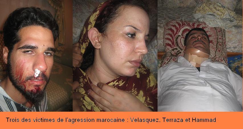 Diaspora Saharaui: Nouvelle vague de violence marocaine contre les ...