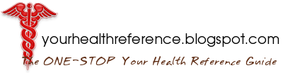 yourhealthreference.blogspot.com | The ONE-STOP Your Health Reference Guide