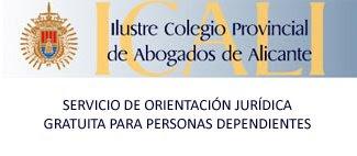 Servicio de orientación jurídica gratuita