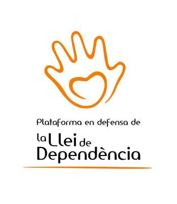 Logo Plataformas en defensa de la Ley de Dependencia