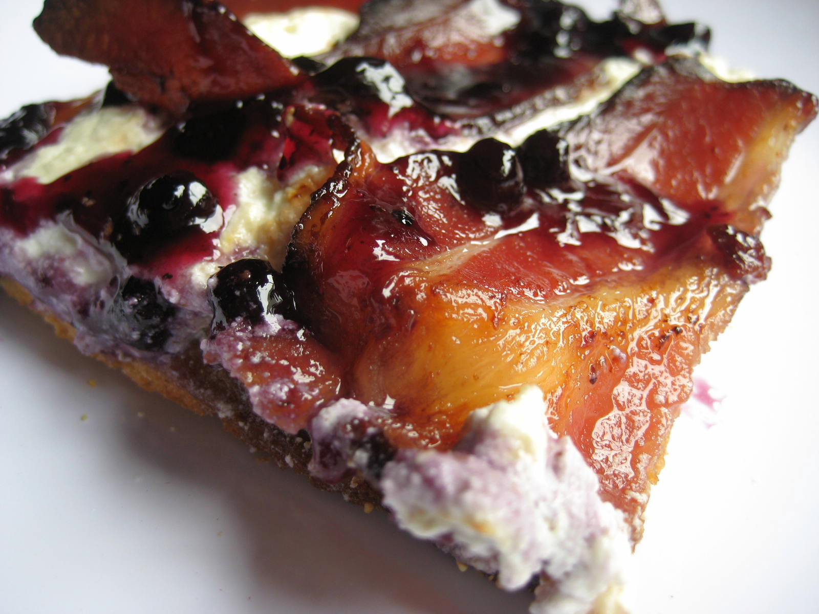Savory Blueberry Ricotta Pizza Recipes — Dishmaps
