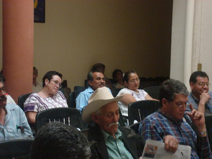 II Reunión Nacional del CIHMSAC